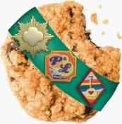 Trios Cookie