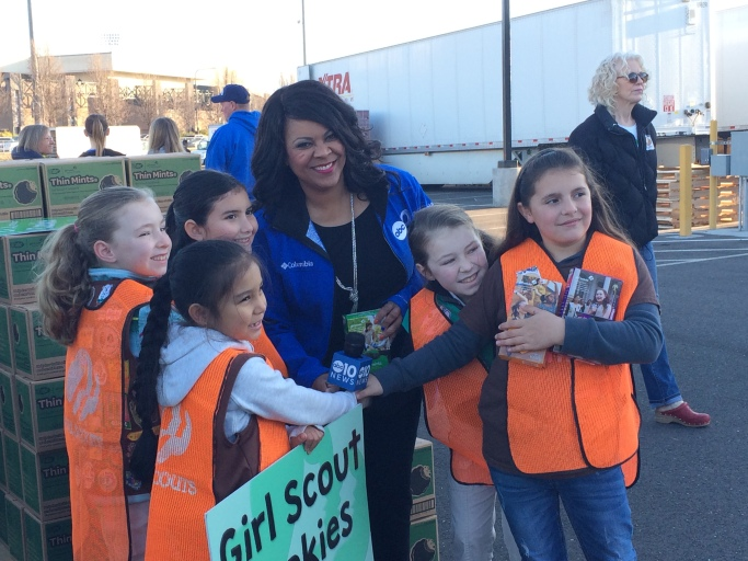Darla Givens and Girl Scout Troop 2599.JPG